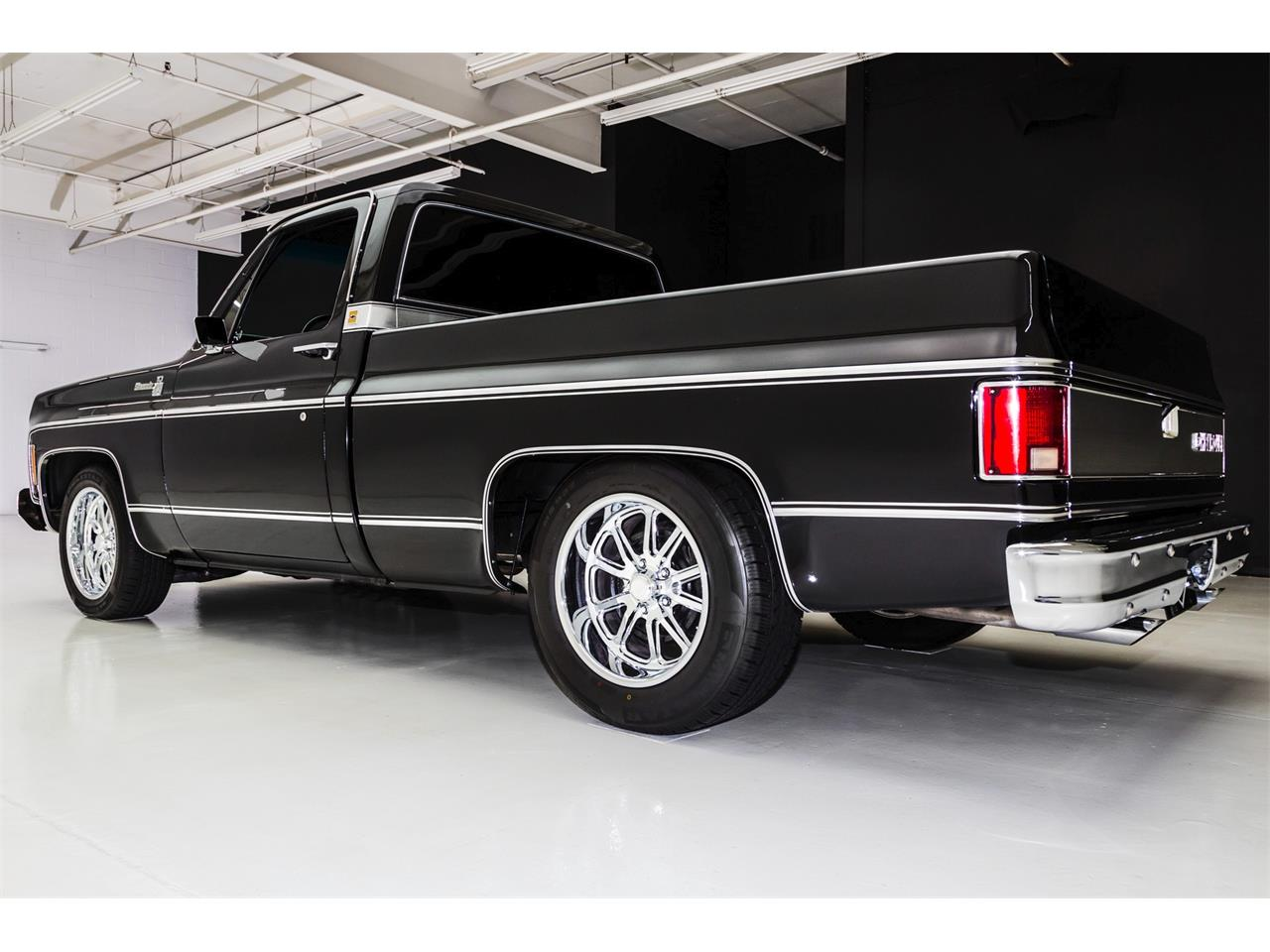 Large Picture of '78 Chevrolet Pickup located in Iowa - LD4Q