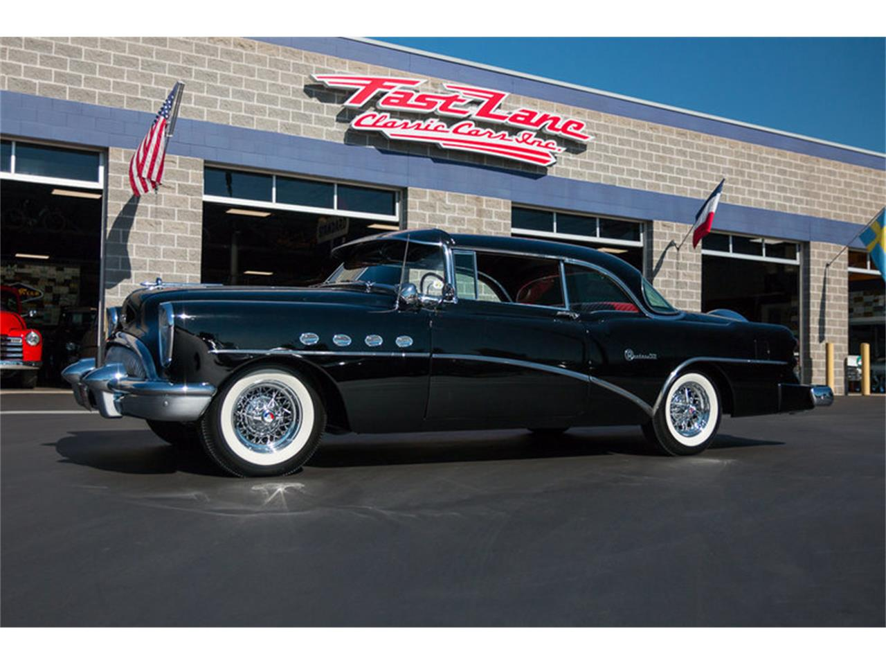 Large Picture of '54 Roadmaster - LD4T