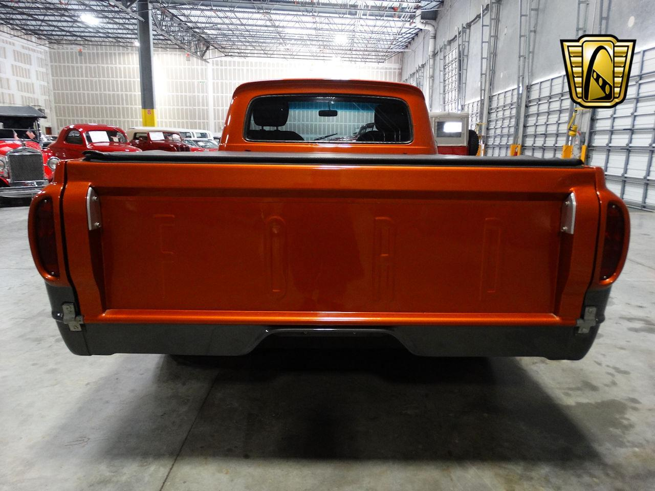 Large Picture of '61 F100 - LD5N