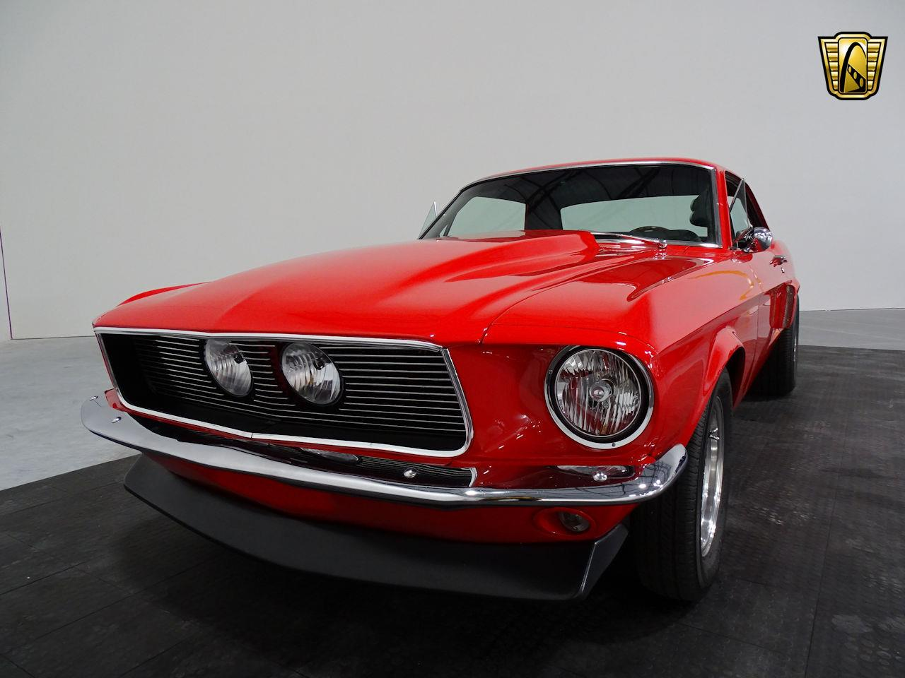 Large Picture of Classic '68 Ford Mustang Offered by Gateway Classic Cars - Houston - LD5O