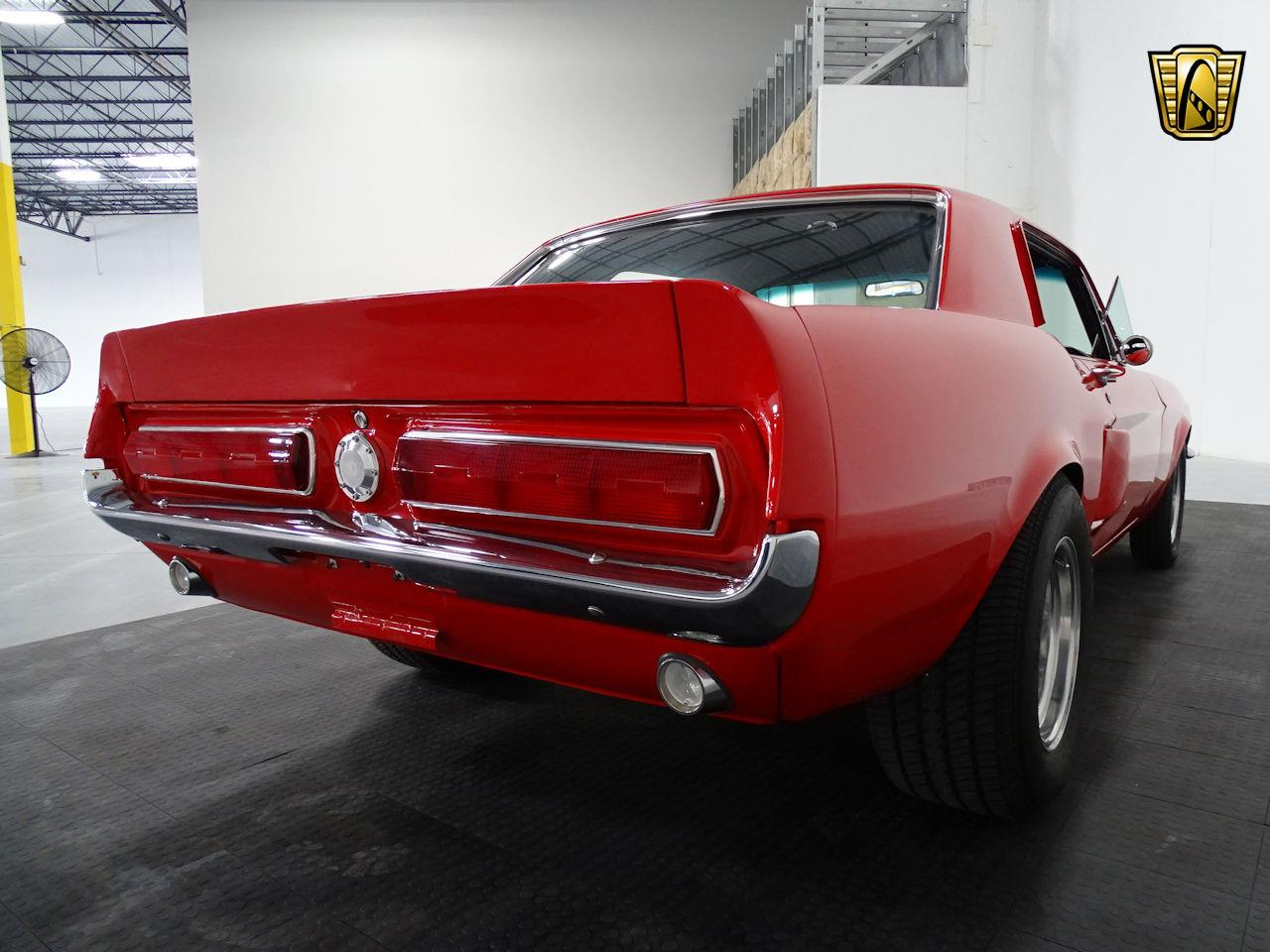 Large Picture of 1968 Ford Mustang Offered by Gateway Classic Cars - Houston - LD5O
