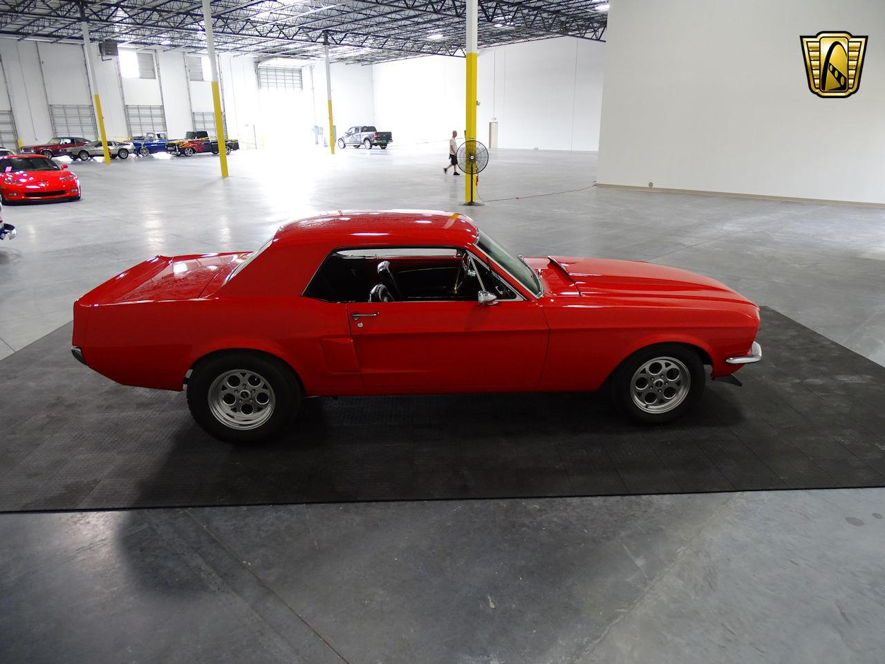 Large Picture of '68 Ford Mustang located in Houston Texas - $31,995.00 Offered by Gateway Classic Cars - Houston - LD5O