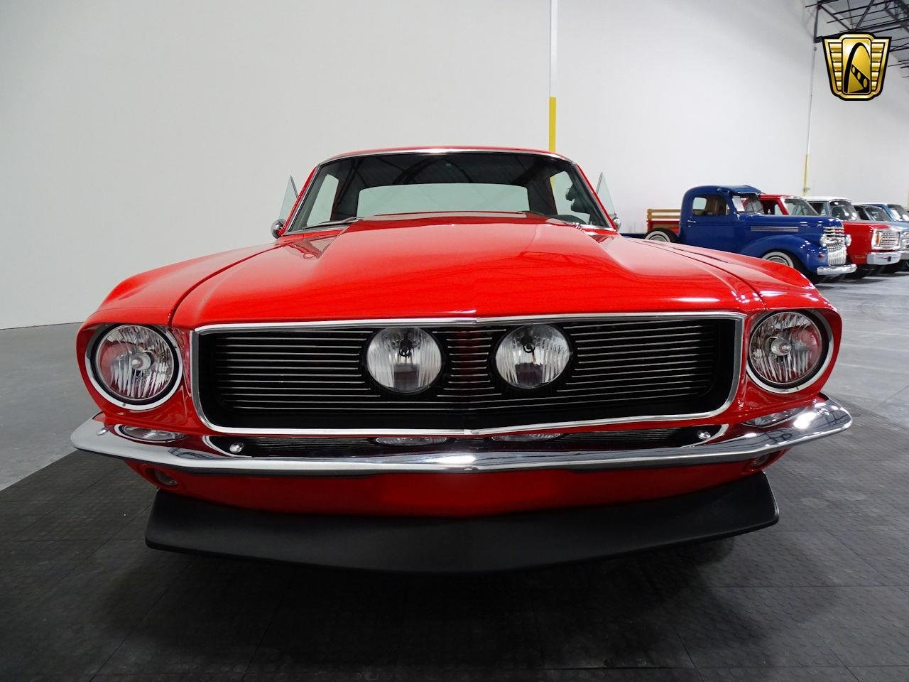 Large Picture of Classic '68 Mustang - LD5O
