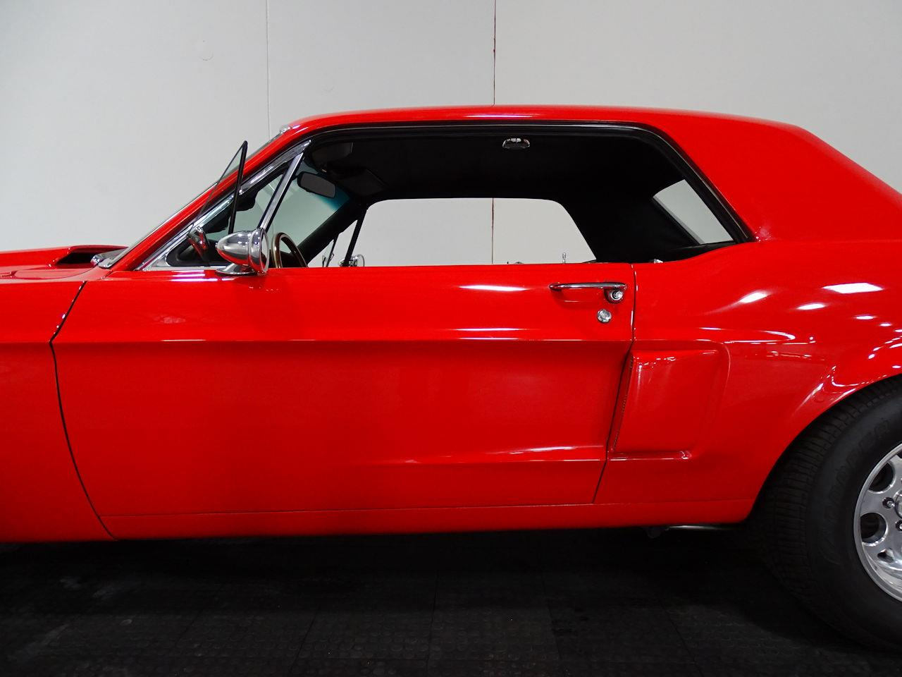 Large Picture of '68 Mustang located in Houston Texas - LD5O