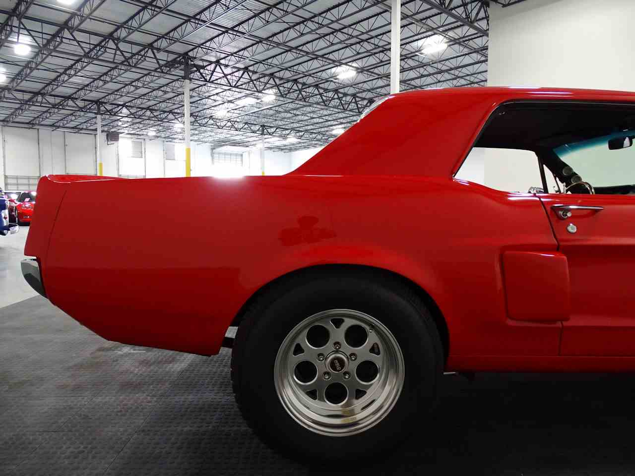 Large Picture of '68 Mustang - LD5O