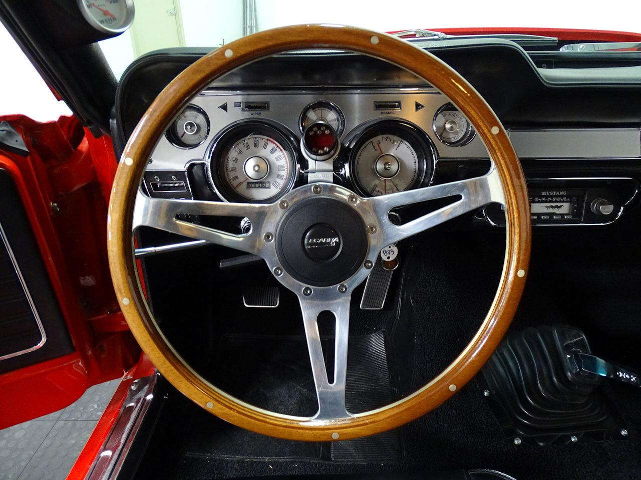 Large Picture of Classic '68 Ford Mustang located in Houston Texas - LD5O