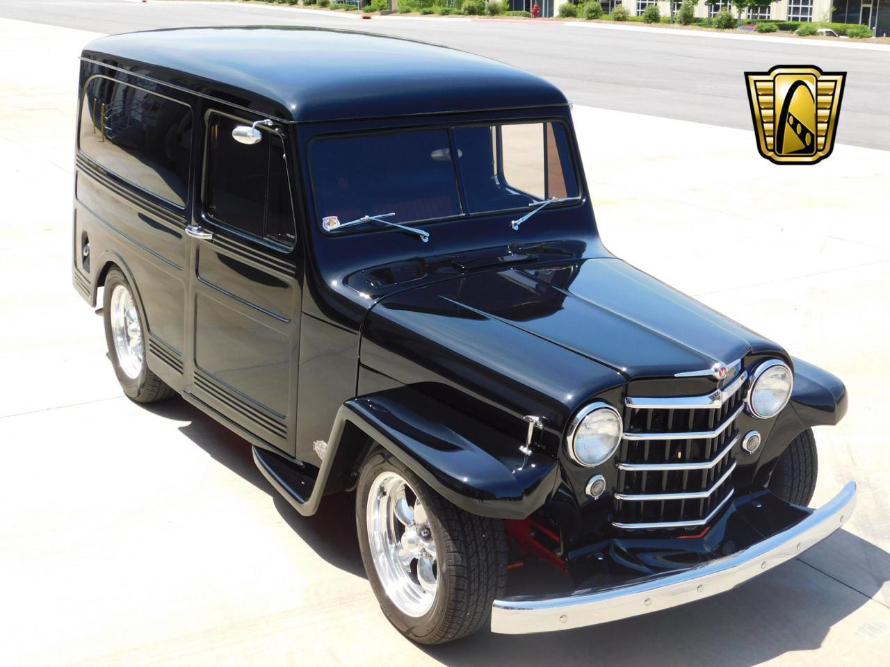 Large Picture of '52 Willys Sedan located in Georgia - $58,000.00 Offered by Gateway Classic Cars - Atlanta - L8EZ