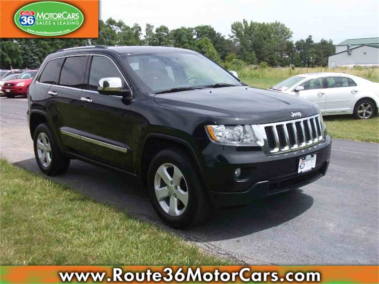 Large Picture of '12 Grand Cherokee - LD65