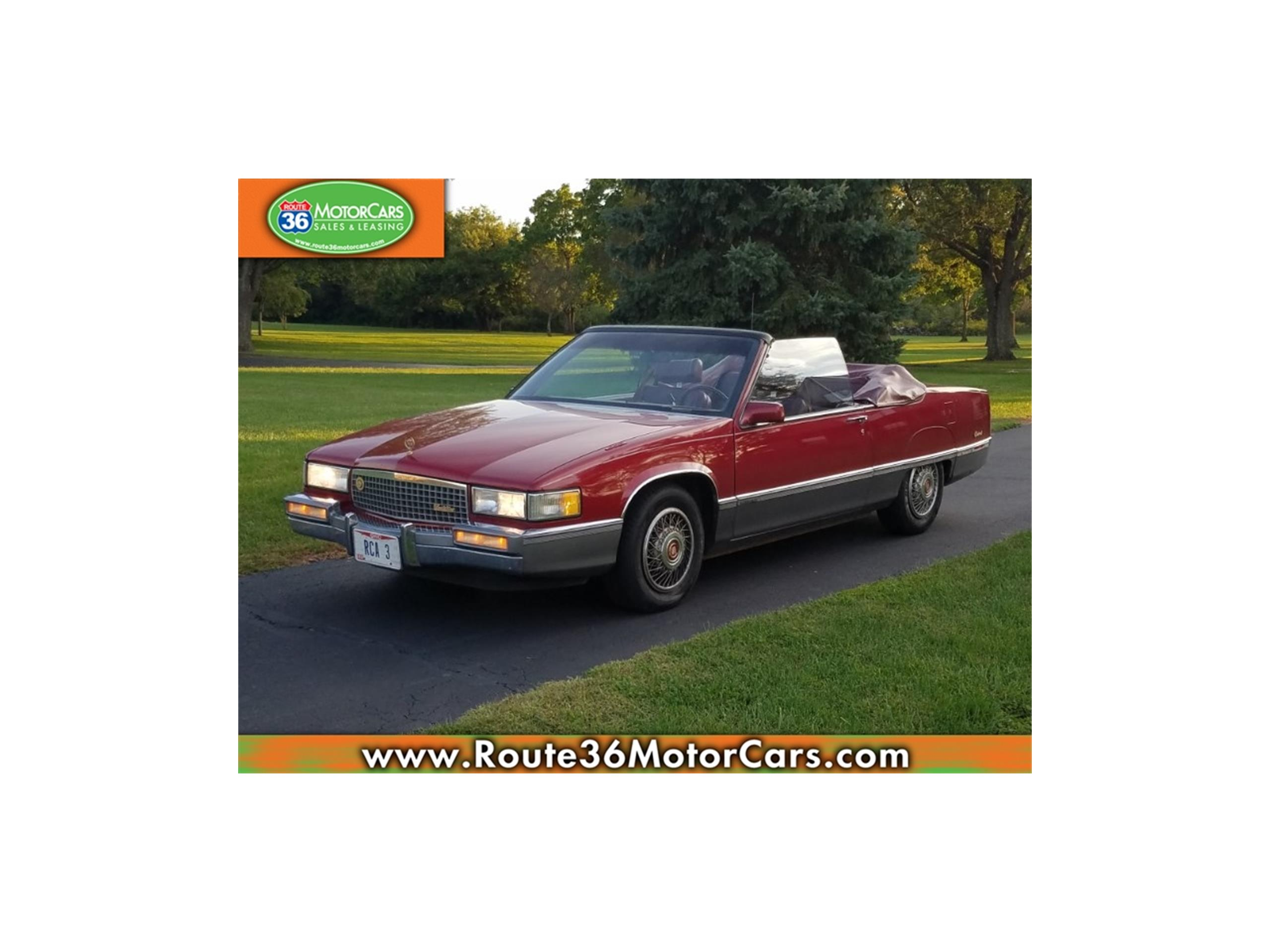 Large Picture of '90 Fleetwood - LD66