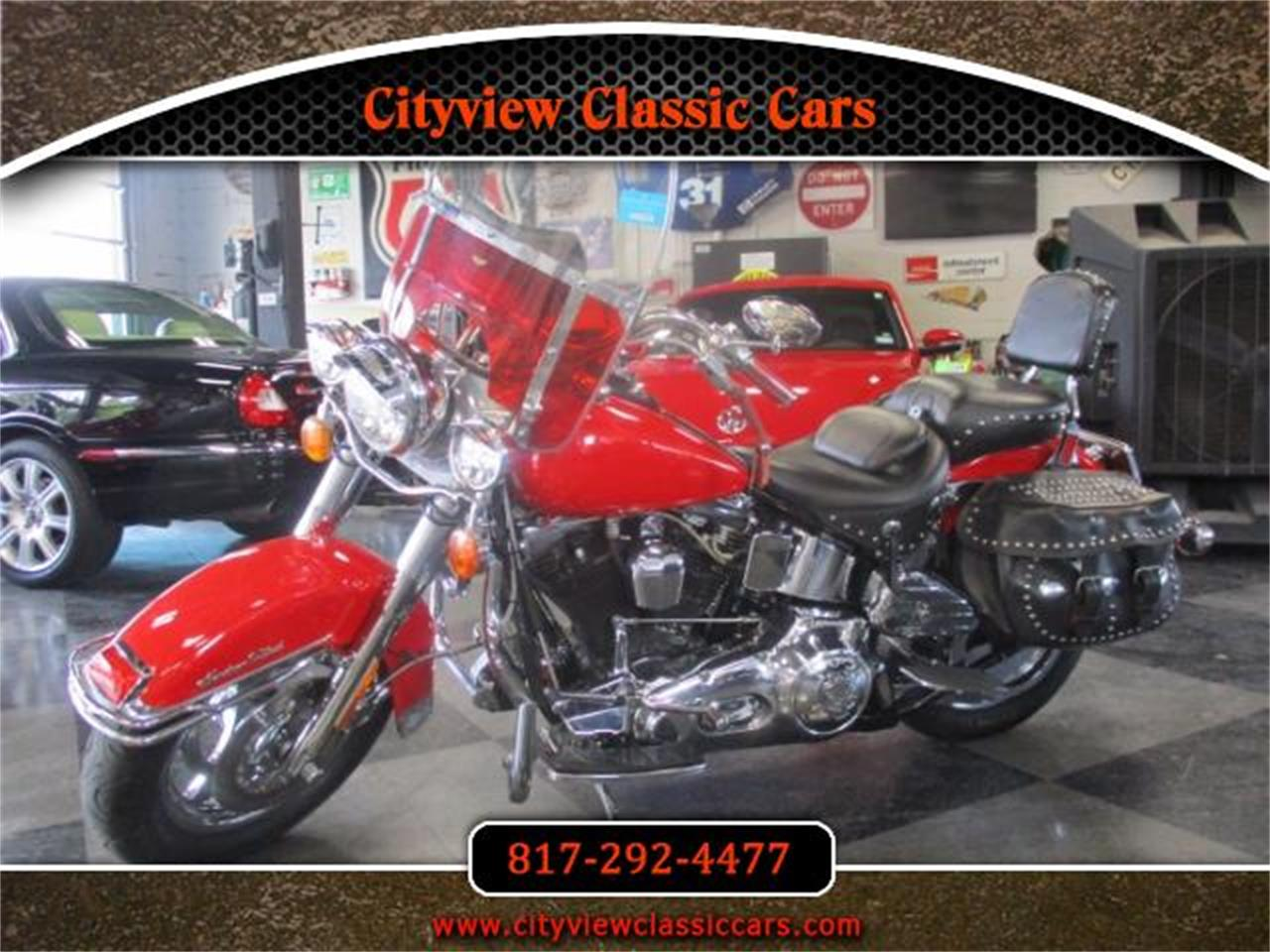 Large Picture Of 91 Heritage Softail Located In Fort Worth Texas