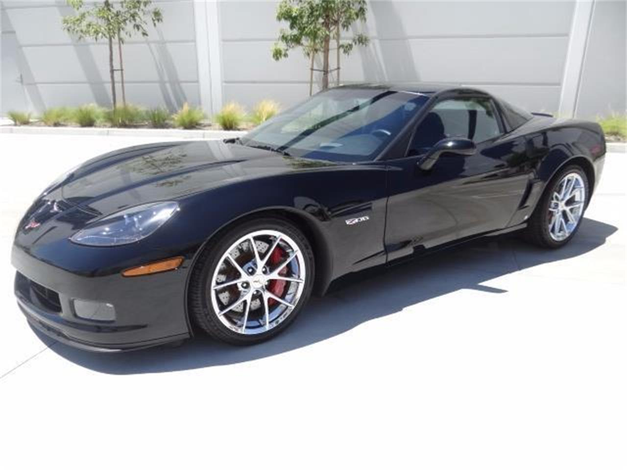 Large Picture of '09 Chevrolet Corvette Z06 - $44,000.00 Offered by West Coast Corvettes - LD7C