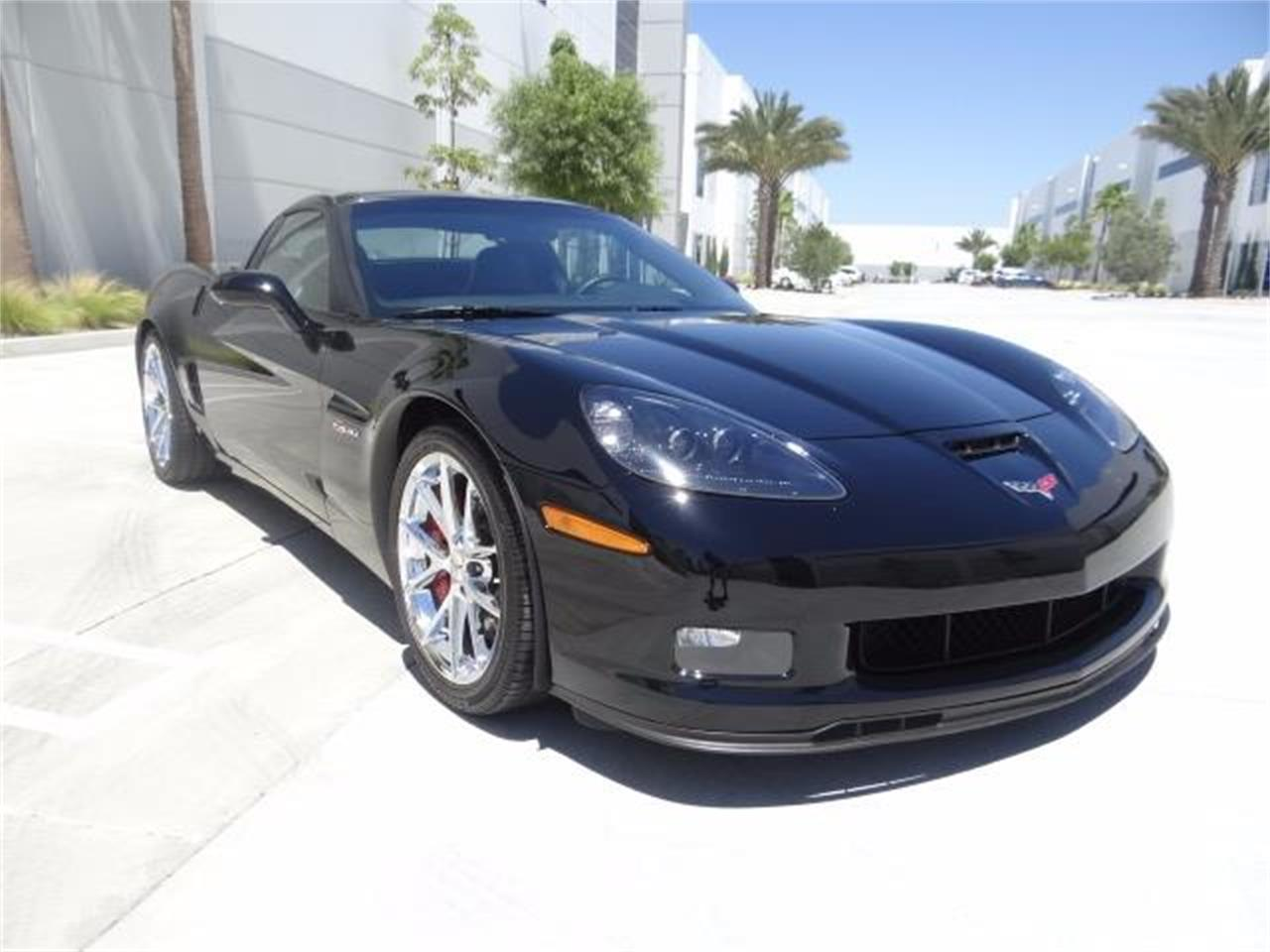 Large Picture of 2009 Corvette Z06 Offered by West Coast Corvettes - LD7C