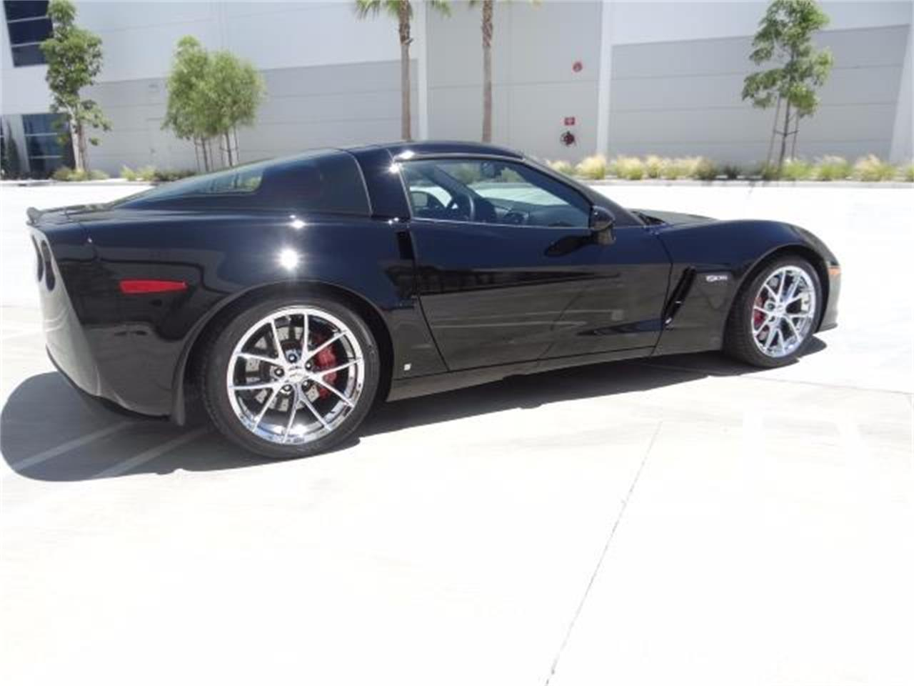 Large Picture of 2009 Corvette Z06 located in California - LD7C