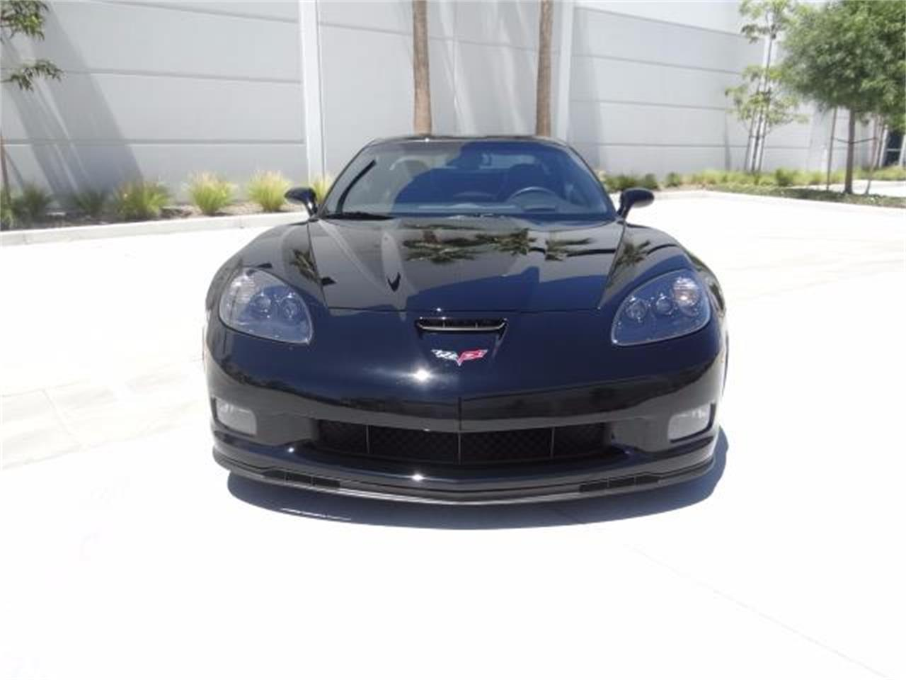 Large Picture of 2009 Chevrolet Corvette Z06 Offered by West Coast Corvettes - LD7C