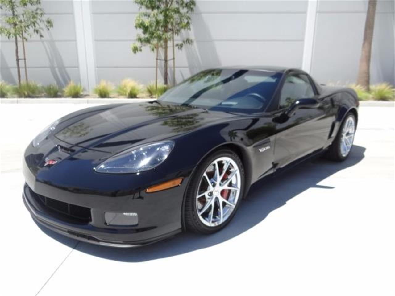 Large Picture of 2009 Corvette Z06 located in Anaheim California Offered by West Coast Corvettes - LD7C