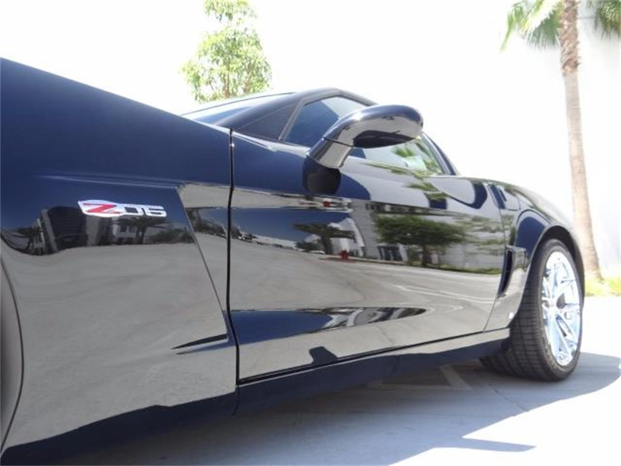 Large Picture of '09 Corvette Z06 located in Anaheim California - LD7C