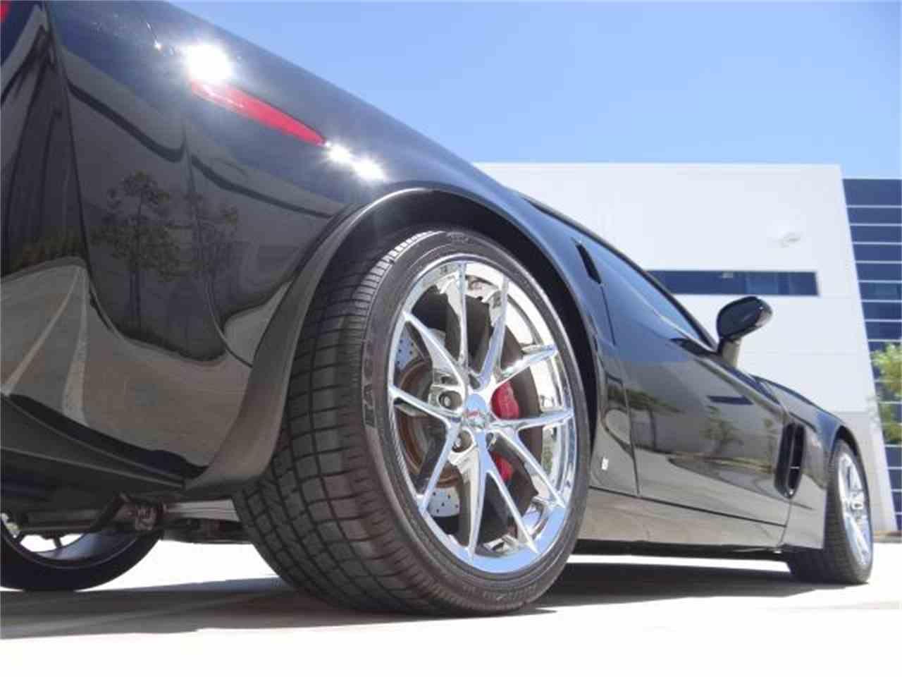 Large Picture of '09 Corvette Z06 - LD7C