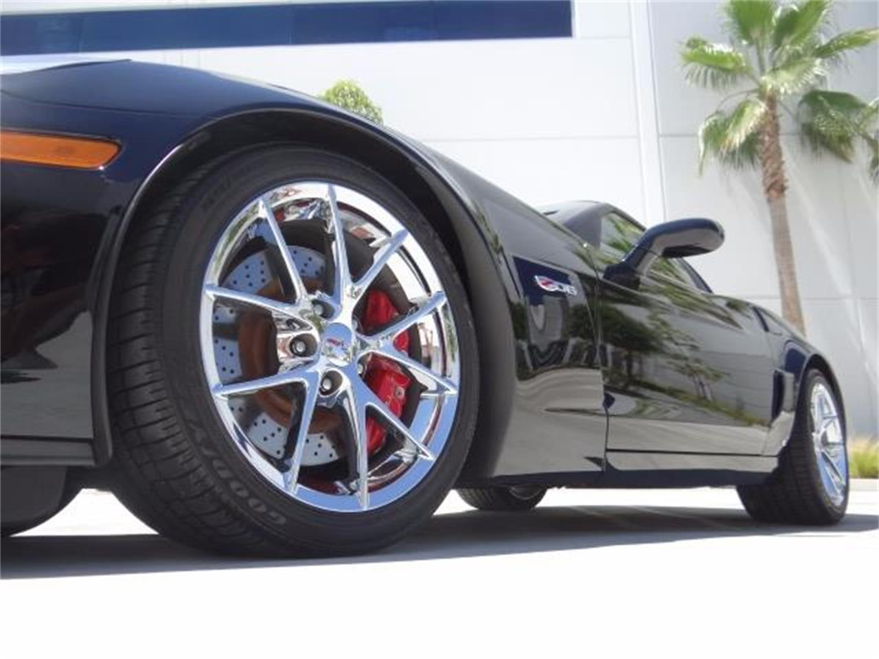 Large Picture of 2009 Chevrolet Corvette Z06 located in California Offered by West Coast Corvettes - LD7C