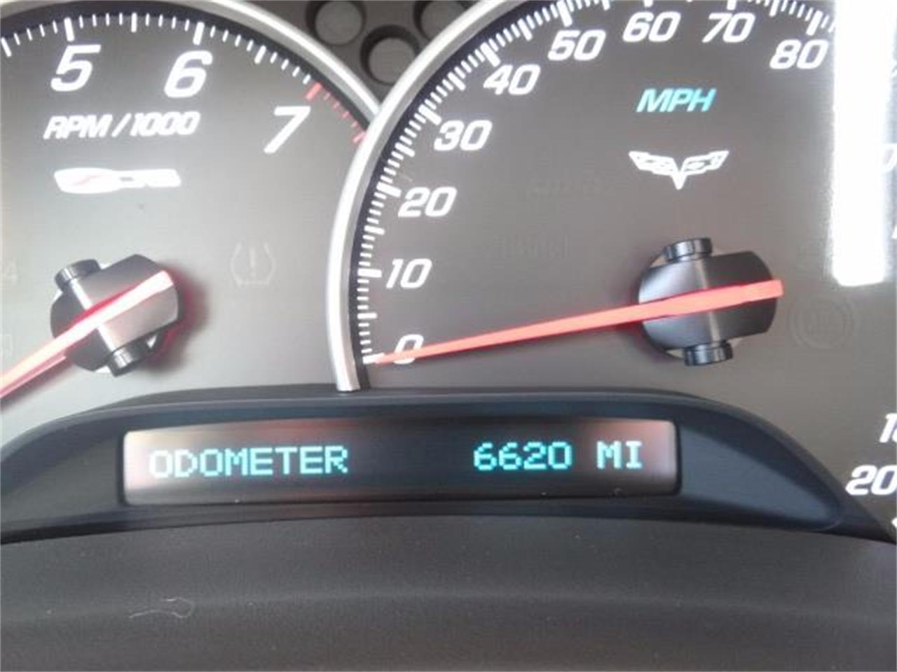 Large Picture of '09 Chevrolet Corvette Z06 - LD7C