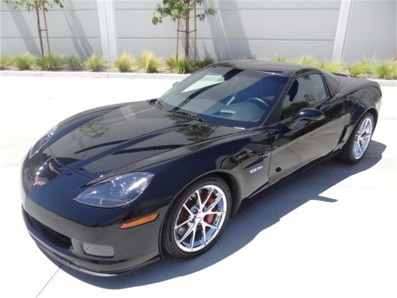 Large Picture of 2009 Corvette Z06 located in Anaheim California - $44,000.00 - LD7C