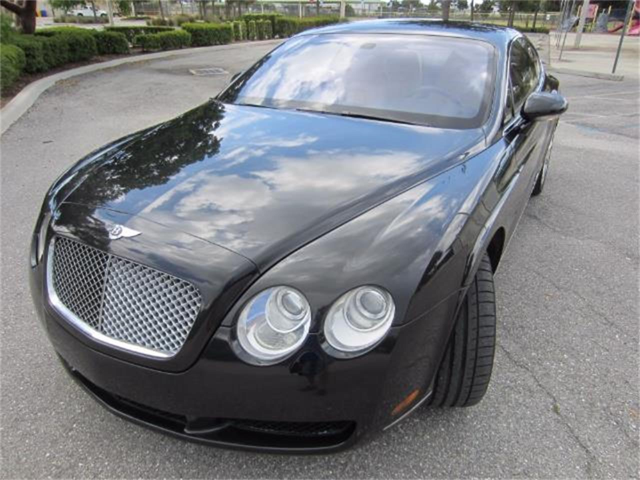 Large Picture of '05 Bentley Continental Offered by Autosport Group - LD7D