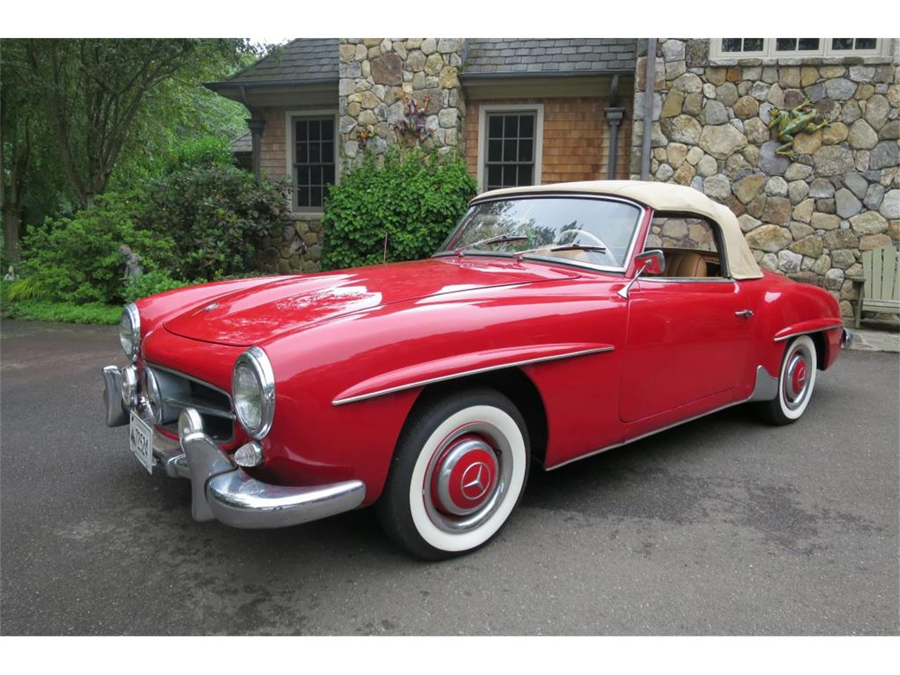 Large Picture of '58 SL-Class - LD7T