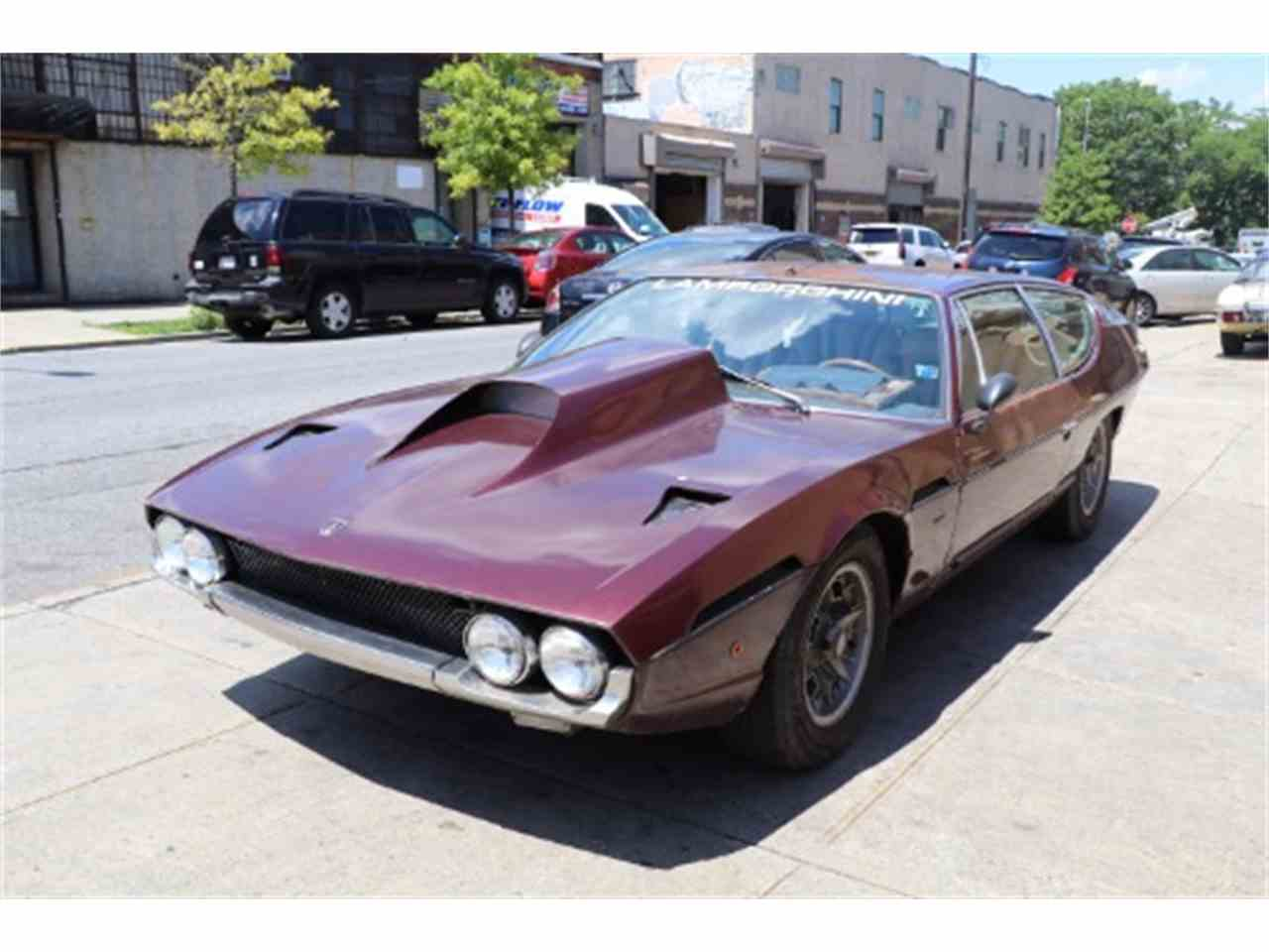 Large Picture of '70 Espada - LD84