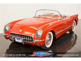 Picture of '54 Corvette - $79,900.00 Offered by St. Louis Car Museum - LD8C