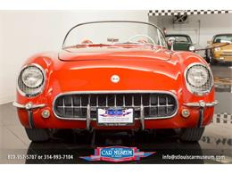 Picture of Classic '54 Corvette located in St. Louis Missouri Offered by St. Louis Car Museum - LD8C