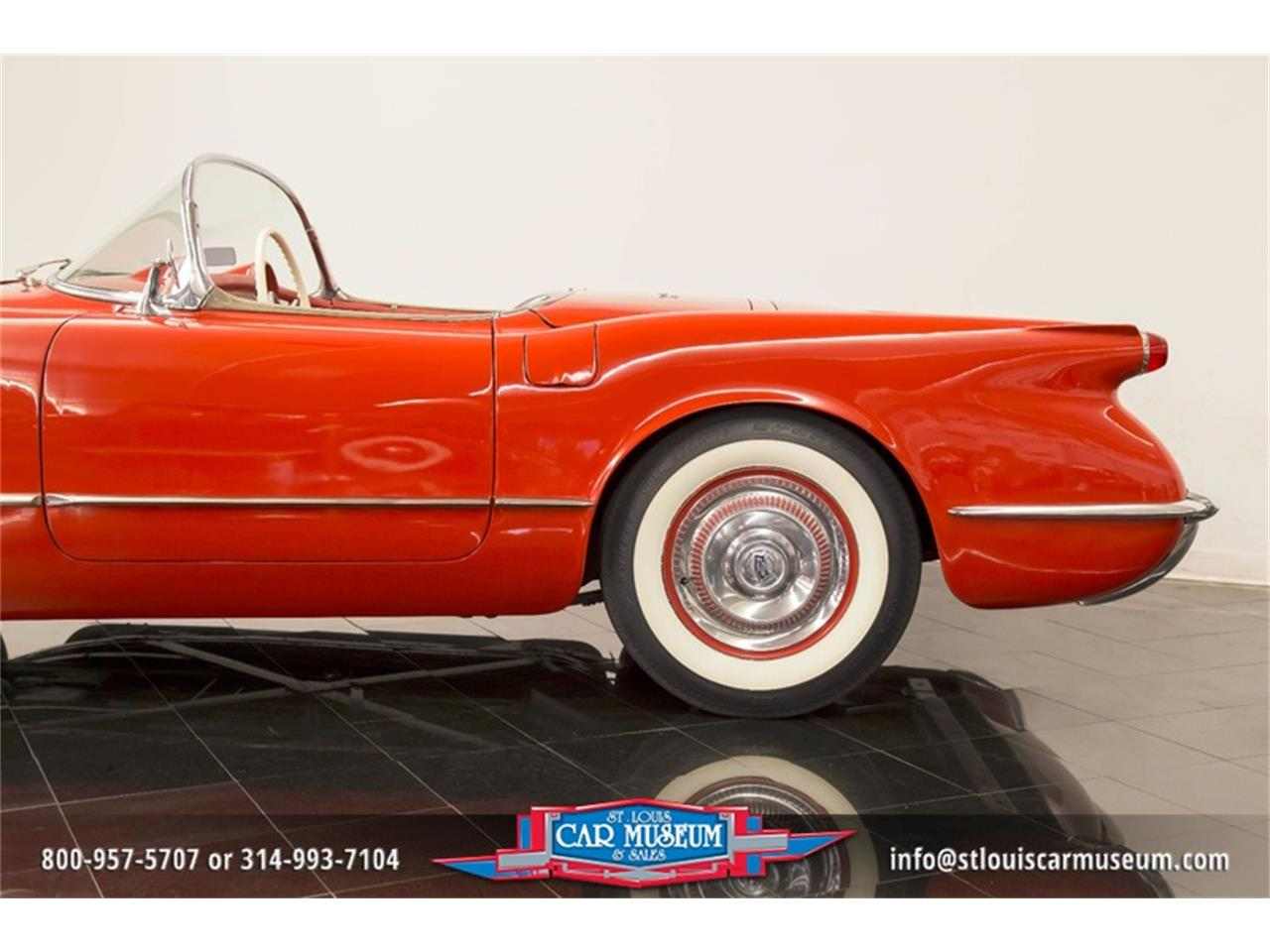 Large Picture of Classic '54 Corvette - $79,900.00 Offered by St. Louis Car Museum - LD8C