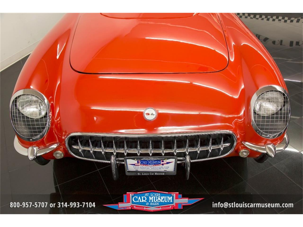 Large Picture of 1954 Corvette located in St. Louis Missouri - LD8C