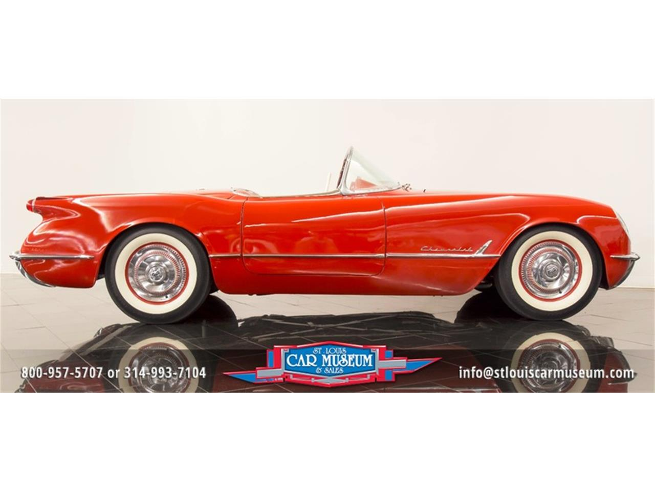 Large Picture of 1954 Corvette - $79,900.00 Offered by St. Louis Car Museum - LD8C