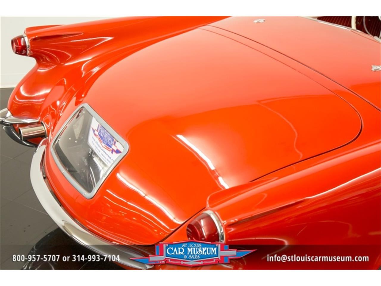 Large Picture of '54 Chevrolet Corvette Offered by St. Louis Car Museum - LD8C