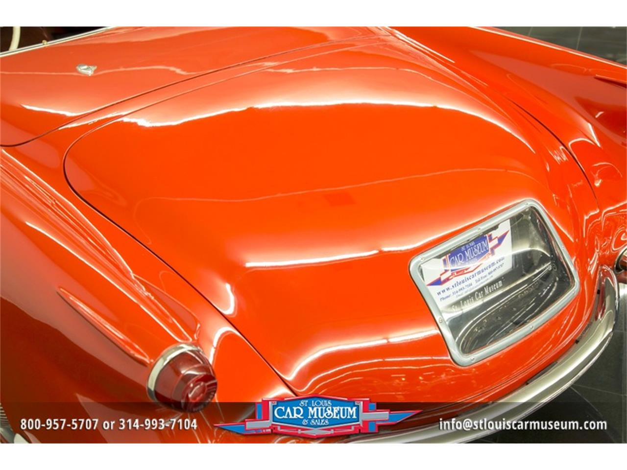 Large Picture of 1954 Corvette located in Missouri Offered by St. Louis Car Museum - LD8C