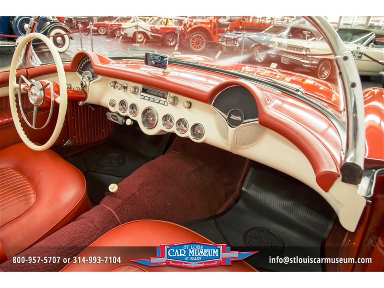 Large Picture of '54 Corvette - $79,900.00 Offered by St. Louis Car Museum - LD8C