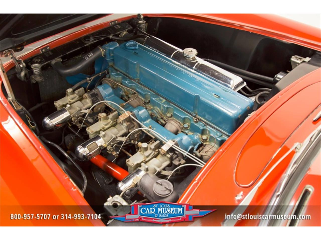 Large Picture of '54 Corvette located in St. Louis Missouri - $79,900.00 Offered by St. Louis Car Museum - LD8C