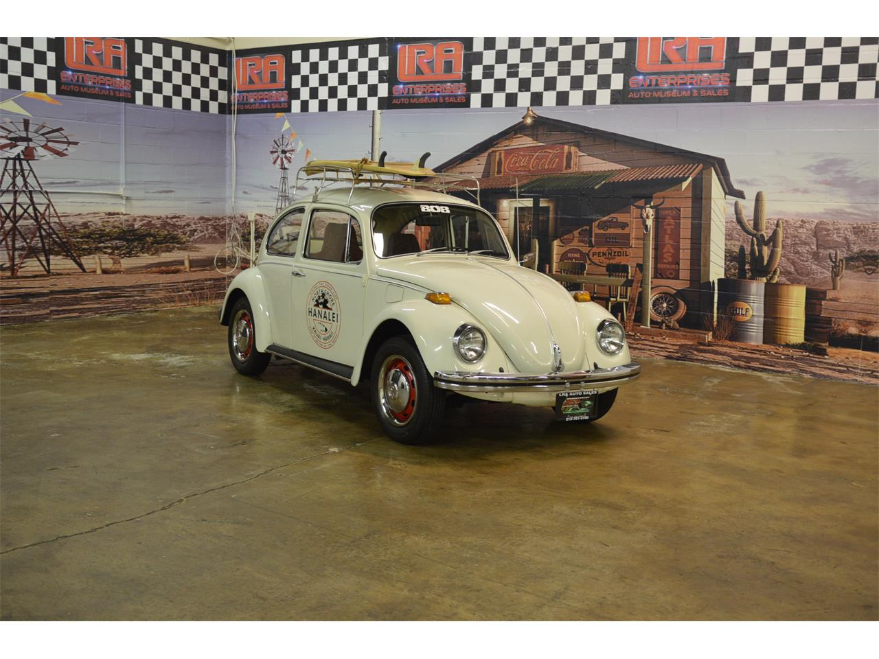 Large Picture of Classic '70 Beetle located in bristol Pennsylvania - $11,900.00 - LD8V