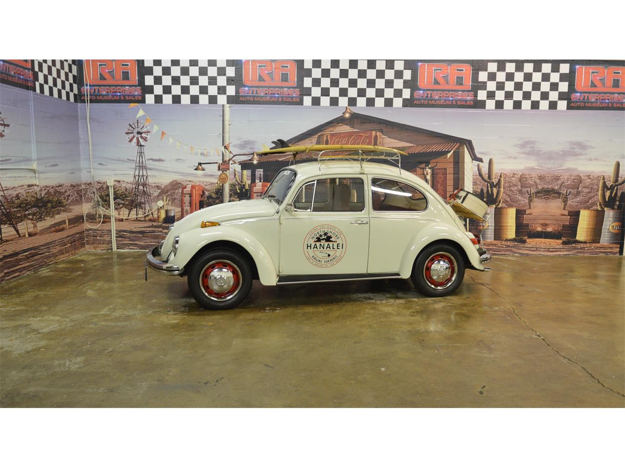 Large Picture of Classic '70 Beetle - LD8V