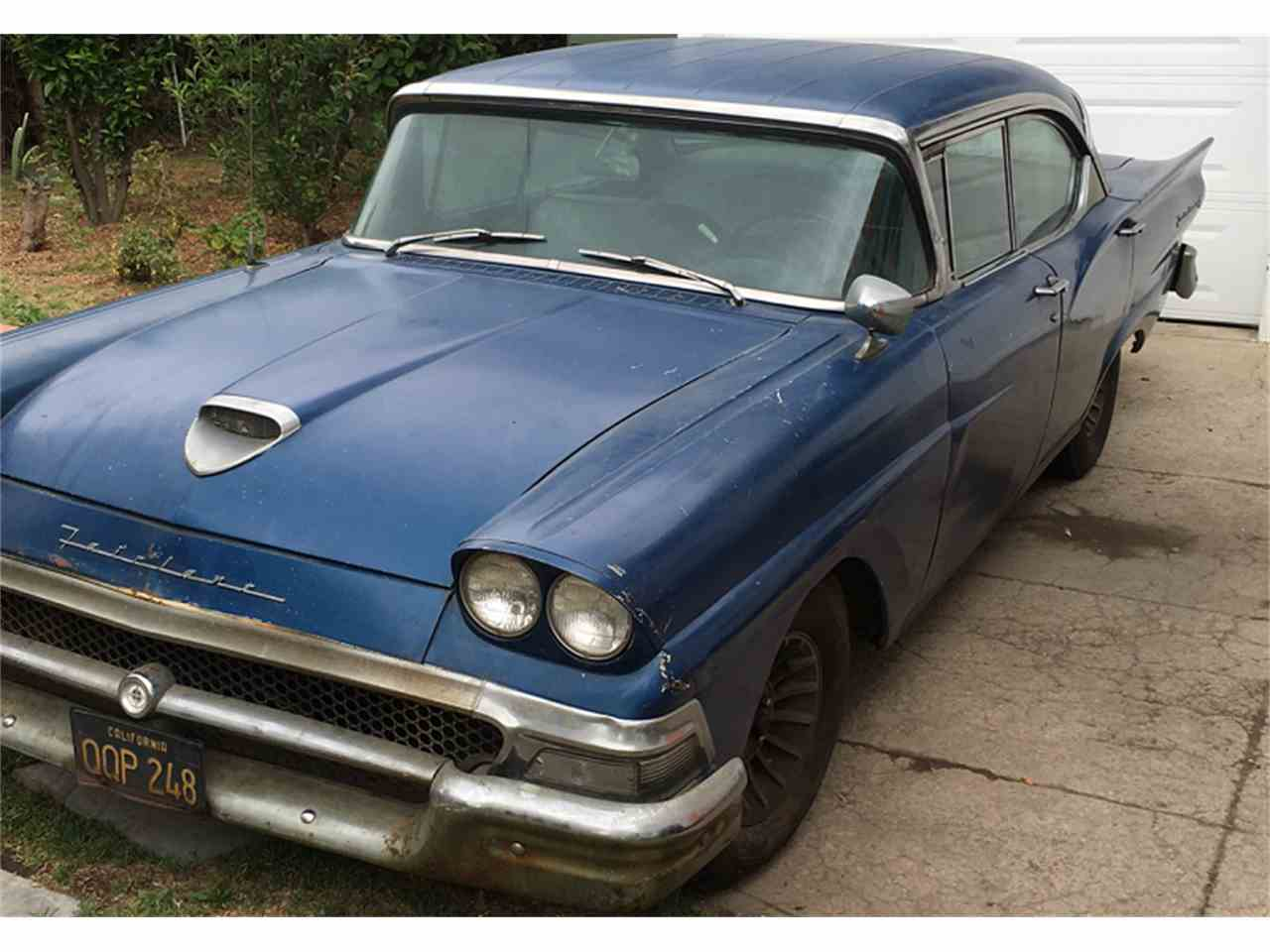 Large Picture of '58 Fairlane - LD8X