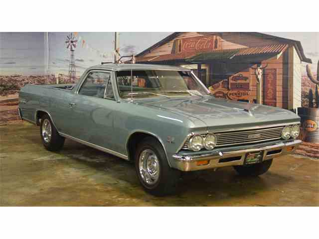 Picture of '66 Chevrolet El Camino located in Pennsylvania - $45,900.00 Offered by  - LD90