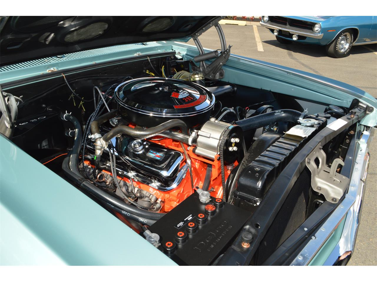 Large Picture of '66 El Camino - LD90