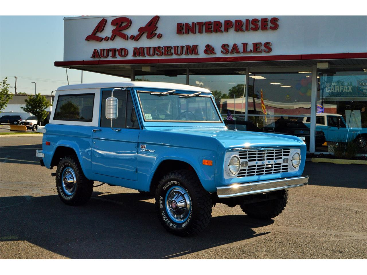 Large Picture Of 74 Ford Bronco Offered By L R A Enterprises Auto Museum S