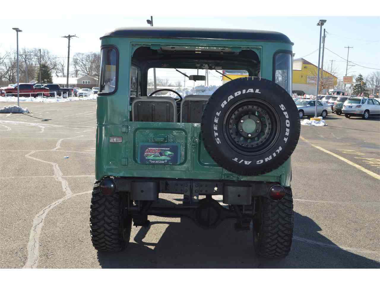 Large Picture of '70 Land Cruiser FJ - LD92