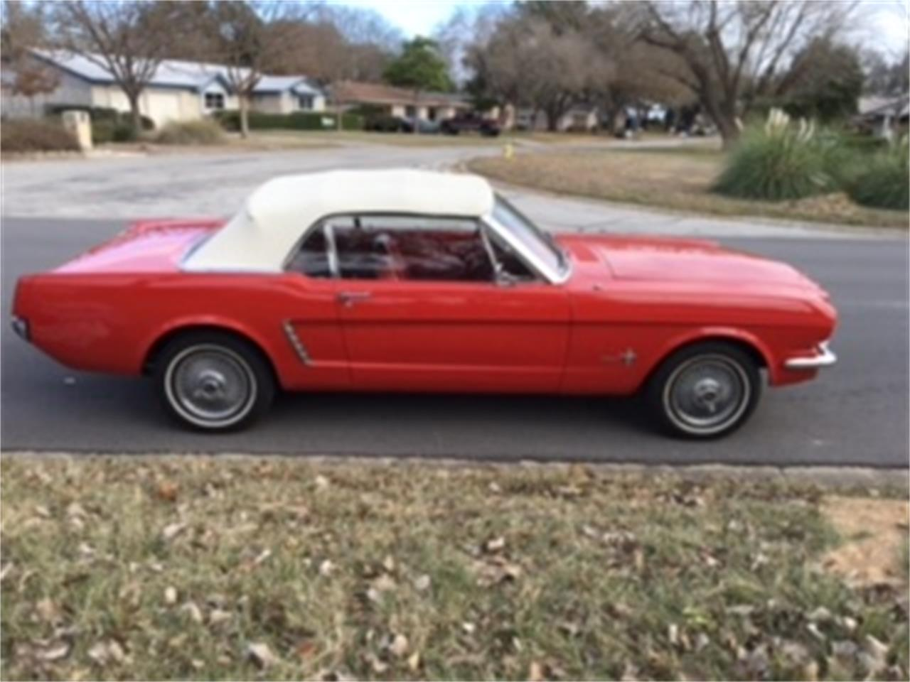 Large Picture of '64 Mustang - $33,000.00 Offered by a Private Seller - LD93