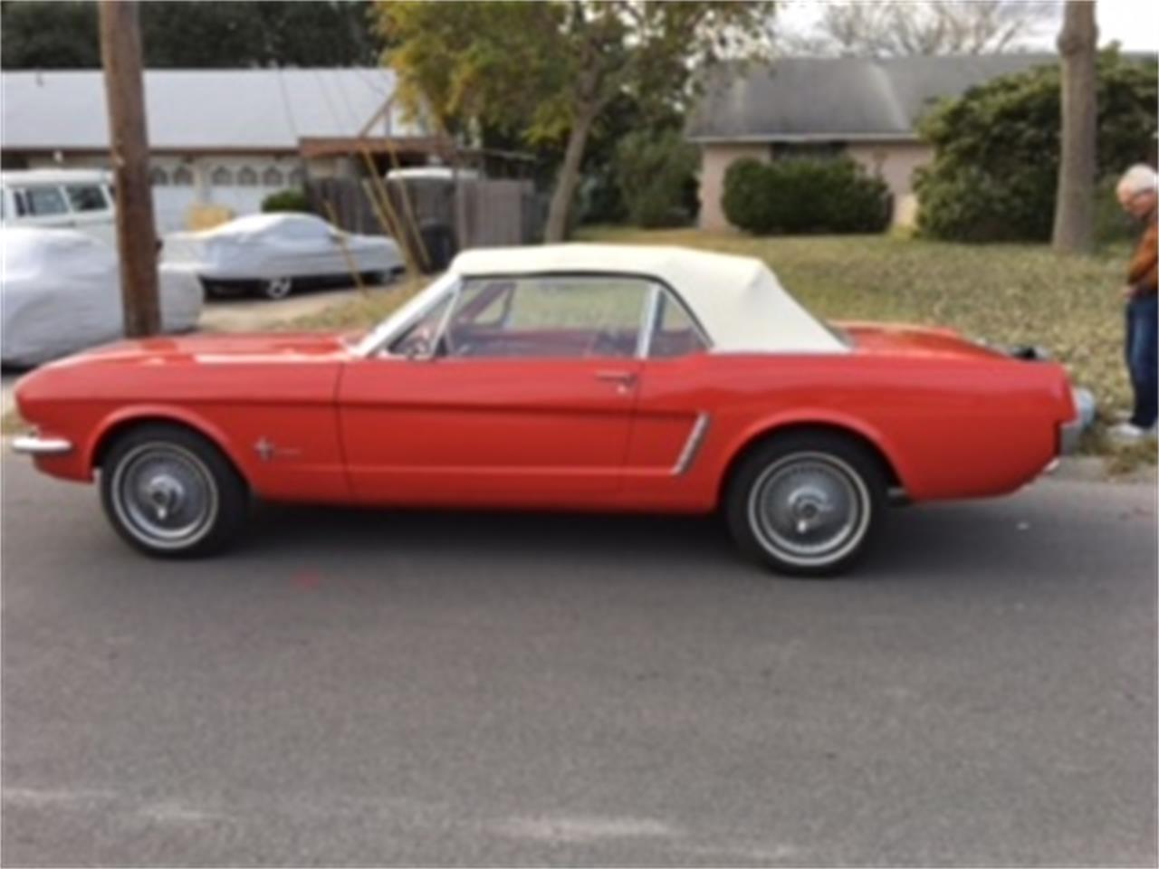Large Picture of Classic 1964 Ford Mustang Offered by a Private Seller - LD93