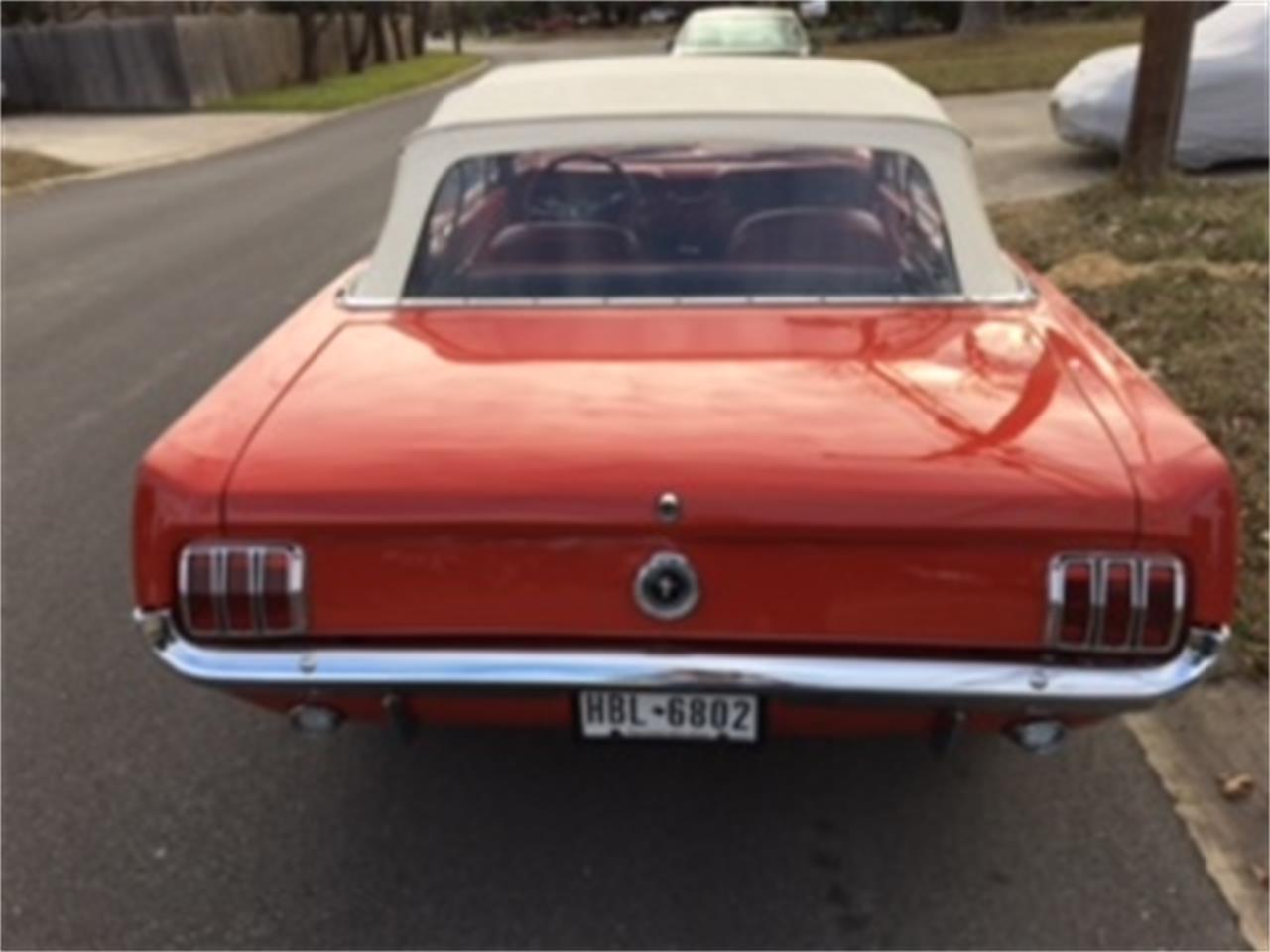 Large Picture of 1964 Ford Mustang located in Texas Offered by a Private Seller - LD93