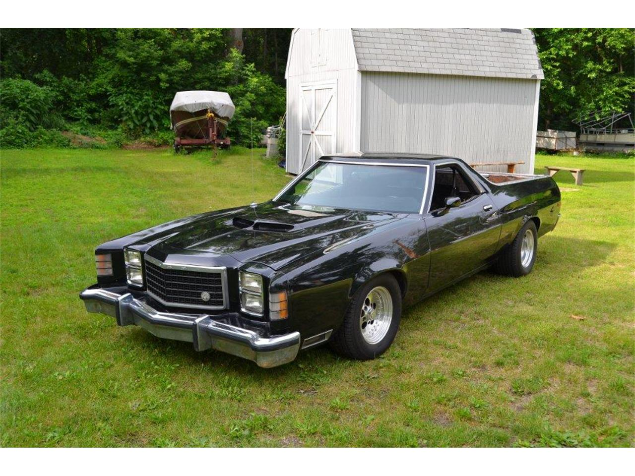 Large Picture of '76 Ranchero - LD9B