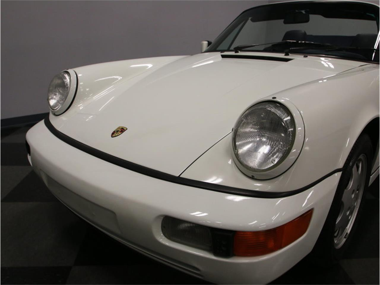 Large Picture of '91 Porsche 911 Carrera located in Tennessee Offered by Streetside Classics - Nashville - L8FC