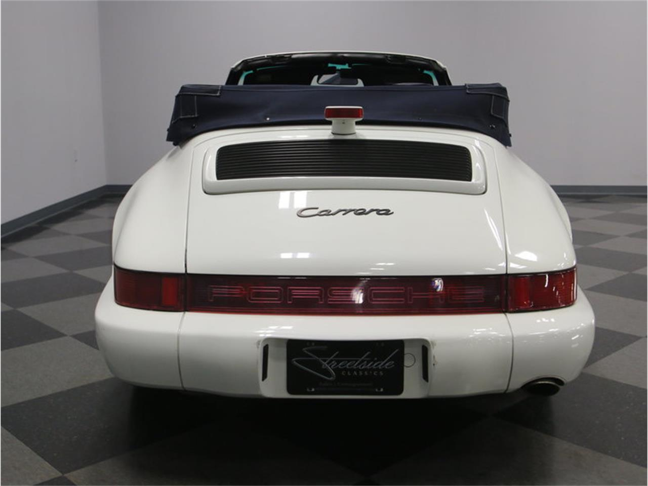 Large Picture of 1991 Porsche 911 Carrera located in Lavergne Tennessee - $32,995.00 Offered by Streetside Classics - Nashville - L8FC