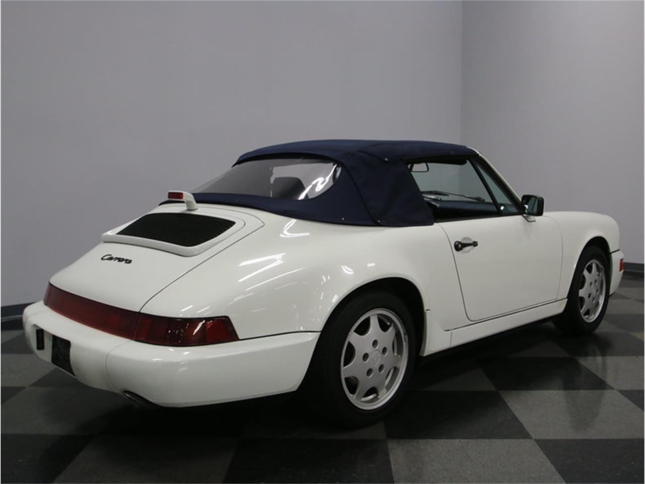 Large Picture of '91 Porsche 911 Carrera located in Lavergne Tennessee Offered by Streetside Classics - Nashville - L8FC